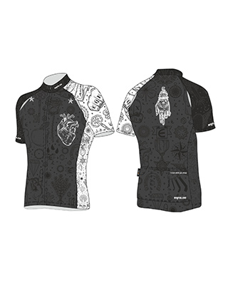 "Cycling jersey ""pattern"""